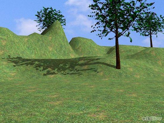 Як побудувати підвал у грі Sims 2