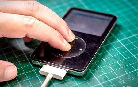 Як бути, якщо завис екран на iPod