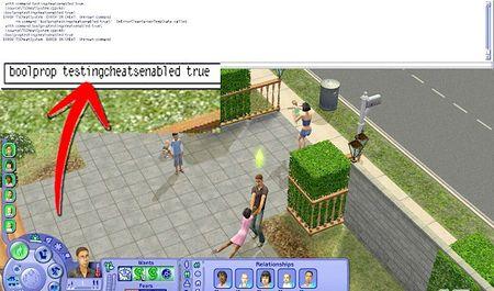 Як ходити в гості до інших людей в Sims 2
