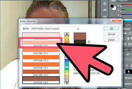 Як намалювати загар в Photoshop