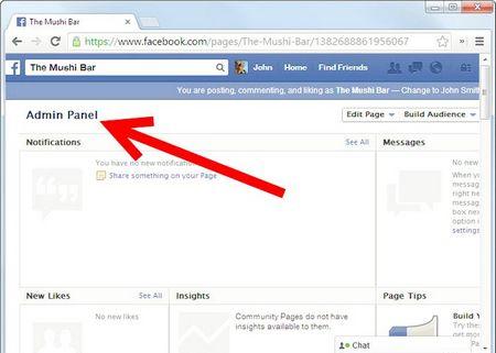 Як об'єднати сторінки Facebook