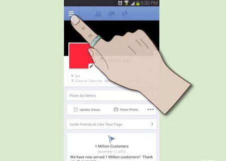 Як оновити інформацію на своїй сторінці, використовуючи менеджер сторінок Facebook
