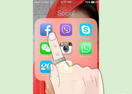 Як поміняти обліковий запис Facebook за допомогою ваших iOS пристроїв