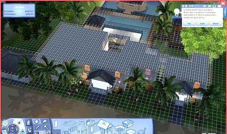 Як побудувати багатоповерховий будинок у грі Sims 3