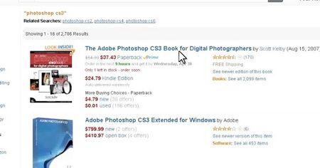 Як працювати в Photoshop CS3