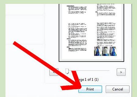 Як роздрукувати 4 сторінки на аркуші