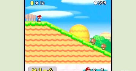 Як розблокувати World 4 в Super Mario Bros. DS
