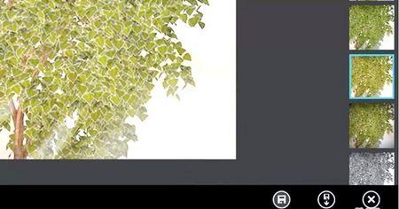 Як редагувати фотографії в ОС Windows 8