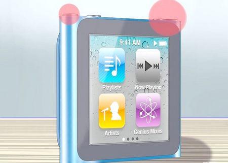 Як скинути iPod Nano