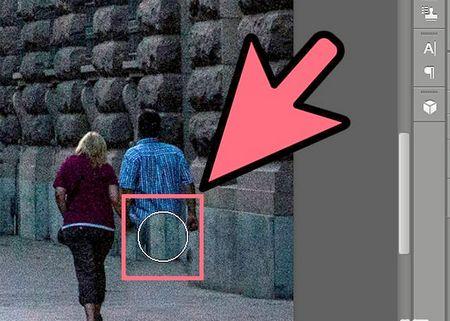 Як видалити людину з фотографії з допомогою Photoshop