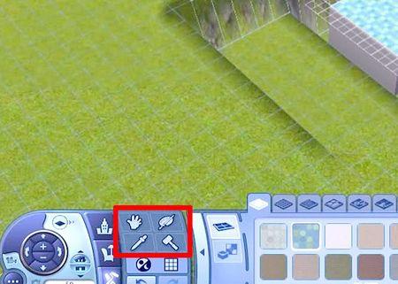 Як видаляти стіни в Sims 3