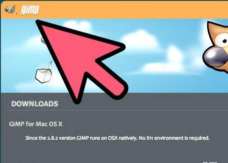 Як встановити GIMP