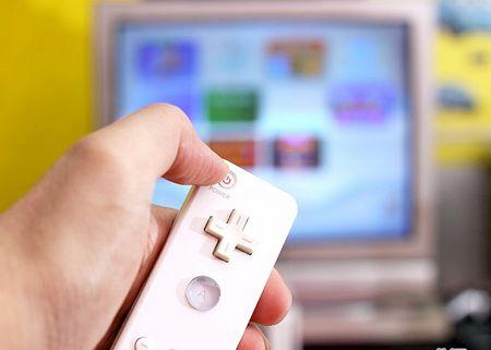 Як включити пульт управління Wii