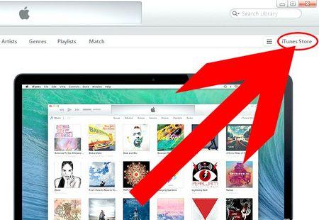 Як увійти в iTunes
