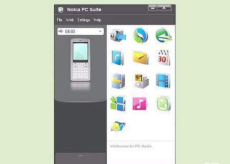 Як відновити дані з Nokia PC Suite
