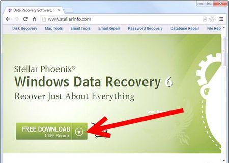 Як відновити вилучені файли в Windows XP