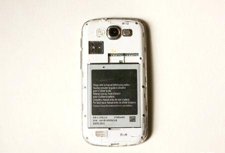 Як вставити SIM? Карту в телефон LG
