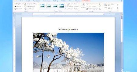 Як вставляти зображення в документ Word