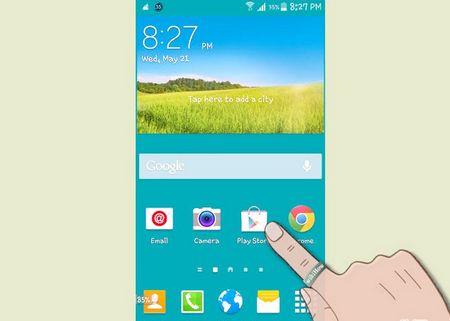 Як додати більше ефектів, накладень і кордонів у Pixlr o matic на Android
