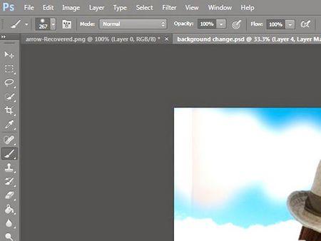 Як додати Layer Mask в Photoshop