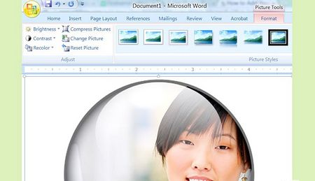 Як додати свої зображення в Microsoft Office Templates