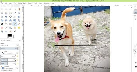 Як використовувати GIMP