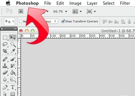 Як змінити колір фону в Photoshop