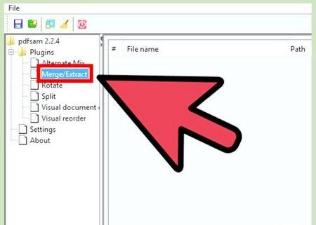 Як витягти сторінки з PDF документа для створення нового PDF документа