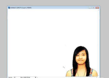 Як клонувати зображення людини в Photoshop