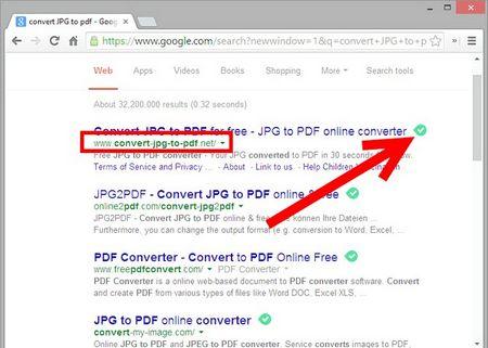 Як конвертувати зображення в PDF