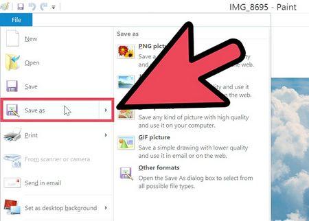 Як конвертувати зображення в JPEG і графічні файли інших розширень