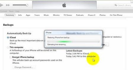 Як відкотити джейлбрейк на iPod Touch 3G або iPhone 3G