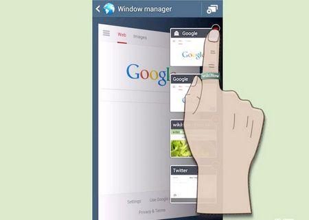 Як відключити режим інкогніто на Galaxy S3