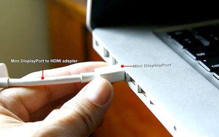 Як підключити Macbook Pro до телевізора