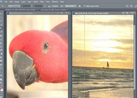 Як підібрати кольори в Photoshop