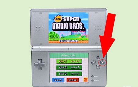 Як отримати Луїджі в New Super Mario Bros. для DS