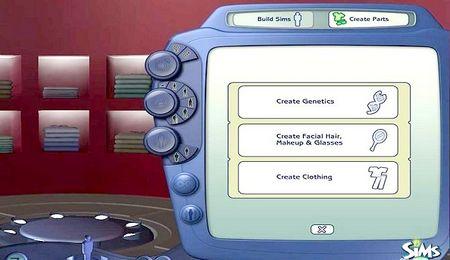 Як зробити оголених Симов в Sims 2