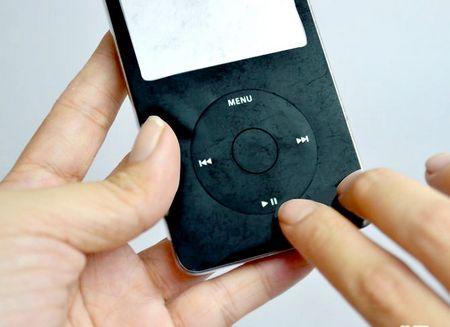 Як вимкнути iPod Classic