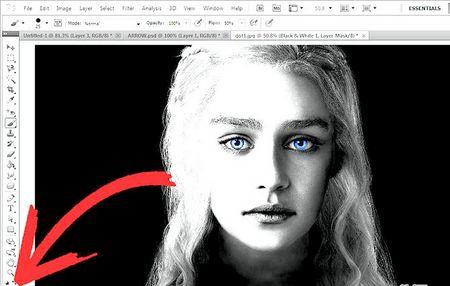 Як виконати вибіркову колірну корекцію в Photoshop