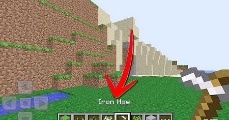 Як вирощувати насіння в Minecraft PE