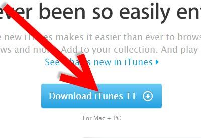 Як завантажити і почати користуватися iTunes