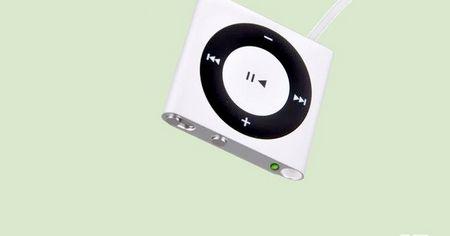 Як зарядити iPod shuffle