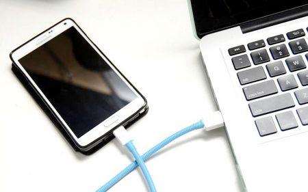 Як зарядити Samsung Galaxy Note