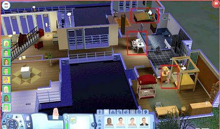 Як захиститися від грабіжників в Sims 3
