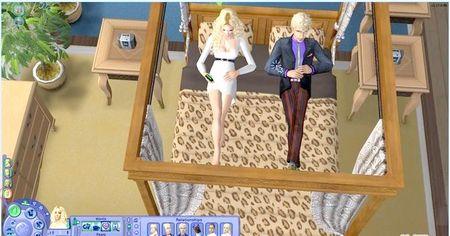 Як завести дитину в Sims 2