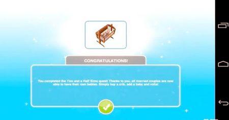 Як завести дитину в Sims Freeplay