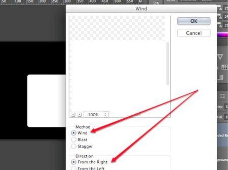 Як зробити ефект вогню в Photoshop